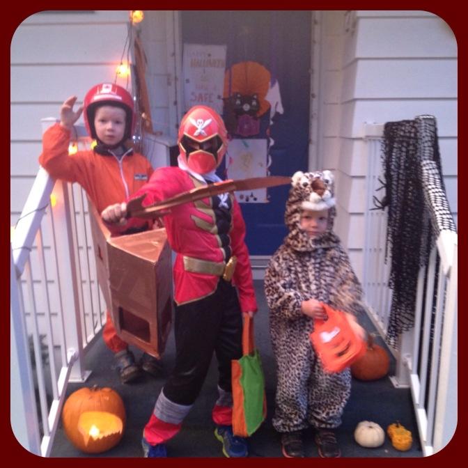 Be Halloweening