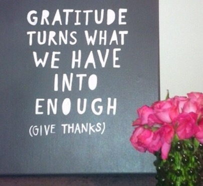 Be Grate-full