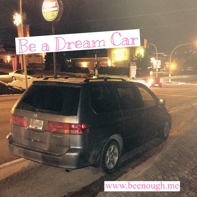 Be a Dream Car