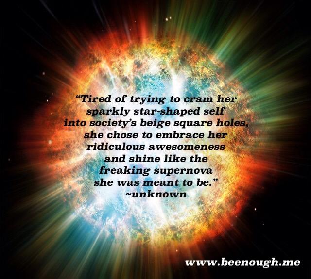 Be a Super Nova