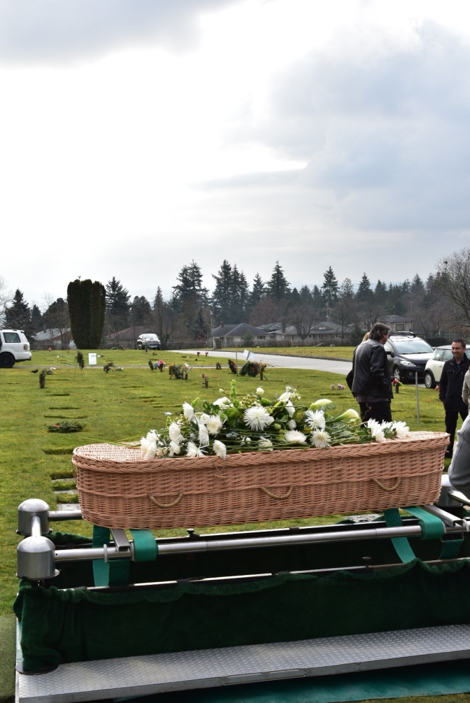 Be Talking About Death (Green Burial)